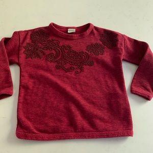 Zara Girls Sweatshirt